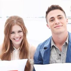 Holland Roden & Colton Haynes - Teen Wolf