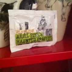 ariel pink's haunted graffitti at donau festival , first time in vienna , we got em ,we got em , we got em!