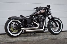 Harley Davidson Street Bob bobber