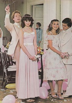 """Make this a prom you won't forget in a designer dress they'll all remember.' (1979) #simplicity"