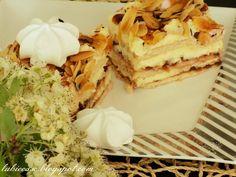 Pani Walewska, Pychotka ciasto bez pieczenia | Pychotkaaa