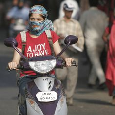 Pollution increasing lung cancer in Indian women | Respro® Bulletin Board