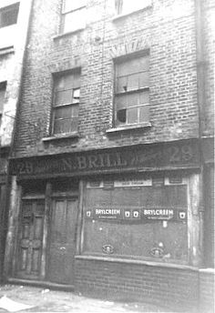 Jack The Ripper Crime Scene: Another shot of 29 Hanbury Street. Photograph courtesy of Stewart P. Victorian London, Vintage London, Old London, London History, Local History, Jack Ripper, 19th Century London, You Don't Know Jack, East End London