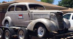 38 Chevy Deluxe