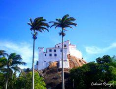 Convento da Penha - Vila Velha, Espirito Santo, Brasil