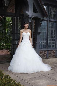 Robe de mariée Sincerity 3740 Spring 2013