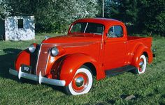 Studebaker Express Coupe Came 22 Years Before Chevy El Camino Best Pickup Truck, Classic Pickup Trucks, Old Pickup Trucks, Jeep Pickup, 4x4 Trucks, Toyota Trucks, Diesel Trucks, Vintage Chevy Trucks, Antique Trucks