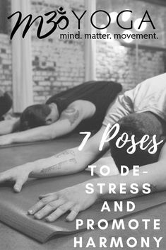 Yoga is a proven stress reliever. The next time you are feeling overwhelmed grab a mat and try some of these poses that are proven to help reduce stress and anxiety. Reduce Stress, How To Relieve Stress, Calm Down, Feeling Overwhelmed, Stress And Anxiety, Yoga Poses, Relax, Mindfulness, Feelings