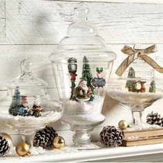 40% off ENTIRE STOCK Holiday Littles Miniature Decor Collection & Sisal Trees
