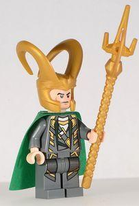 Loki LEGO Super Heroes Minifigure :: Love Loki :)