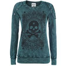 Sweatshirts & Hoodies for Women - EMP Mail Order UK Ltd. ::: The Heavy Metal Mailorder ::: Merchandise, Shirts and more!