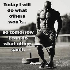 FXCK YEA!! If it was easy, everybody would do it. You have to be willing to do the hard work that no one else does. So you can do and have what others don't. #soupedfitness #sucess #hardwork #fitness #belimitless #bodybuilding #fxckyea #goals #doit #dontquite