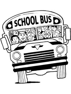 School Bus Children Coloring Page See the category to find more printable coloring sheets. Also, you could use the search box to find what you want. Kindergarten Coloring Pages, School Coloring Pages, Cat Coloring Page, Online Coloring Pages, Coloring Pages To Print, Printable Coloring Pages, Coloring Pages For Kids, Coloring Books, Coloring Sheets