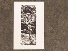 Linocut Prints, Art Prints, Hand Carved, I Shop, Carving, Stamp, Etsy Shop, The Originals, Paper