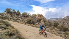 What I've Learned, Learning To Ride Mountain Bikes