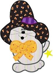 Halloween Cat Applique - 3 Sizes! | Halloween | Machine Embroidery Designs | SWAKembroidery.com Abigail Michelle