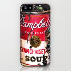 Cream of Vegetable iPhone & iPod Case by Daryll Peirce - $35.00