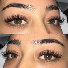 """1,173 Likes, 26 Comments - Eyelash Extensions ✨ (@treatyourself_studios) on Instagram: """"Obsessing over this set @borboletabeauty .15mm cc curl sizes 9-13mm Lash tech: @hannahhxharrison"""""""