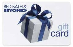 #Win a $25 Bed Bath Beyond Gift Card just for commenting on the blog post here: http://sweepstakes.rewardit.com/win-bed-bath-beyond-gift-card/#