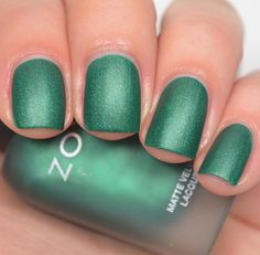 Zoya - Honor (Matte Velvets Collection 2015)