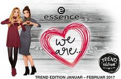 ".Russkajas Beauty.: Preview - Essence TE ""We are ..."" Jan-Feb 17"