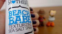 Novidades: Sea Salt Spray Beach Babe
