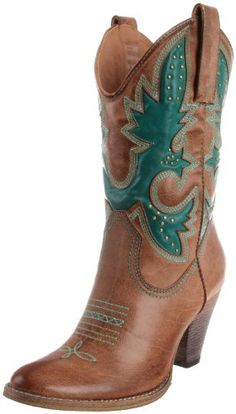 I am not a cowboy boot fan infact I think cowboy boots look better on guys but I have a dress that would look awesome with these boots if I was to ever wear cowboy boots...NOT ever gonna happen!