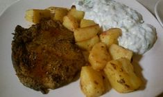 The best marinade for lamb or pork #Greek #recipes #healthy