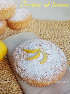 tortine al limone ricetta dolcetti al limone soffici facili e veloci
