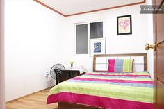 Itaewon 2rooms  B C - 1 more room available - $80 per night for 4 persons (2br/1bath)