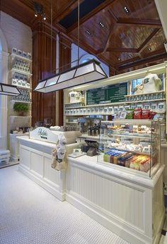 Ralph Lauren's New NYC Coffee Shop