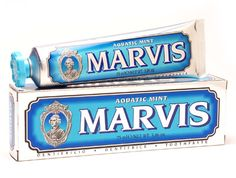Toothpaste Marvis