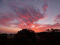 Desde las Islas Canarias  ..Fotografias  : Coloreando el cielo de Maspalomas .....Sunset....G...