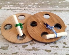Toy Spinning Wheels - Great exercise toy - Handcrafted Wooden Pioneer Toy Spinning Wheels Set of 2 - Coordination - Hand or Wrist exerciser Woodworking Software, Woodworking Videos, Woodworking Bench, Pioneer Games, Rustic Toys, Jesus Crafts, Making Wooden Toys, Glass Milk Bottles, Spinning Wheels