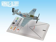 Wings of Glory: North American P-51D Mustang (Landers)