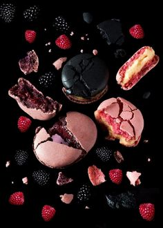 Cupcakes, Cupcake Cakes, Delicious Desserts, Yummy Food, Macaron Flavors, Macaron Cookies, French Macaroons, Macaroon Recipes, Food Wallpaper