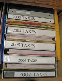 Controlling My Chaos: Tackling Our Tax Returns – home office organization files Receipt Organization, Office Organization At Work, Organizing Paperwork, Clutter Organization, Paper Organization, Stationary Organization, Business Organization, Organising, Office Ideas