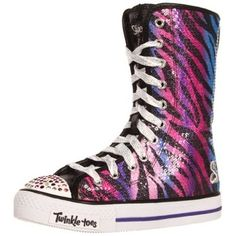 Cute shoes but hate Sketchers Twinkle Toes Girls Sneakers, High Top Sneakers, Shoes Sneakers, Cute Girl Shoes, Girls Shoes, Teen Girl Fashion, Kids Fashion, Avakin Life, Tear