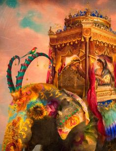 magic elephant