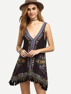 Avalanche Dress>