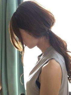 インスタでも話題!たるん結びで簡単可愛いヘアアレンジ♡ | デリ さんの記事詳細 | Sign(サイン)
