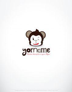 Monkey Logo design