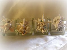 The Starfish Collection seashell glass by SuziesSeashellWorld