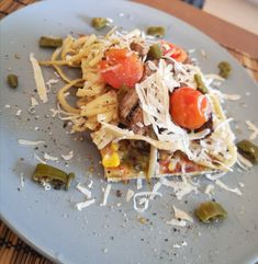 Spaghetti, Pizza, Cooking Recipes, Ethnic Recipes, Food, Cooker Recipes, Chef Recipes, Meals, Yemek