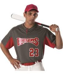 Affordable Uniforms Online build top quality baseball uniforms to outfit teams in a unique manner, we have great range of affordable sets to top of the line single pieces. We have plenty colors and designs, you can choose your own logo, name and numbers for your team uniforms. Shop Now Today!