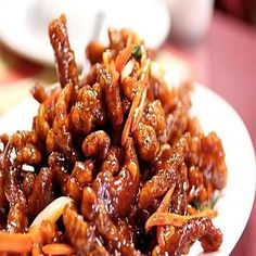 Sweet Crispy Beef Recipe