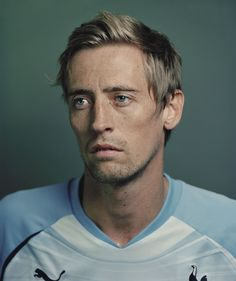 Peter Crouch by Spencer Murphy