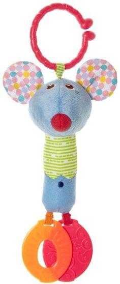 Chicco Mouse Stroller Κρεμαστό (7654) - http://kids.bybrand.gr/chicco-mouse-stroller-%ce%ba%cf%81%ce%b5%ce%bc%ce%b1%cf%83%cf%84%cf%8c-7654/