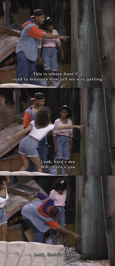 The Fresh Prince of Bel-Air - lol Tv Quotes, Movie Quotes, Funny Quotes, Best Tv Shows, Favorite Tv Shows, Favorite Person, Boy Meets World, Fresh Prince, Funny Movies
