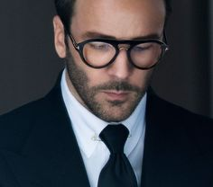 ec5bee5a3161 Tom Ford- It is a rare thing to see Ford ( himself) with his